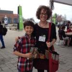 Record Breaker Won the Silver Birch Award!!!