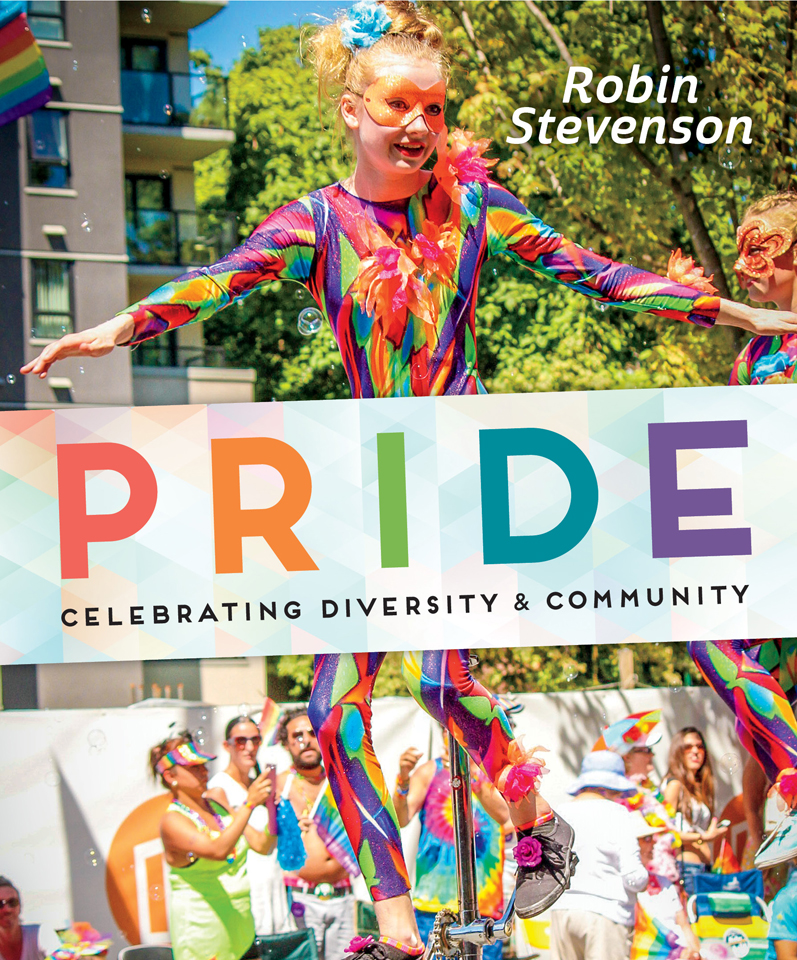 Pride Front Cover